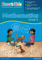 Smart Kids Grade 5 Maths Book
