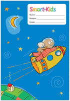 Smart-Kids printable book covers